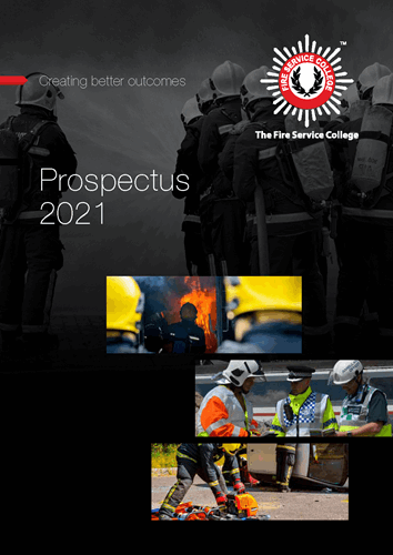 Prospectus 2021 front cover